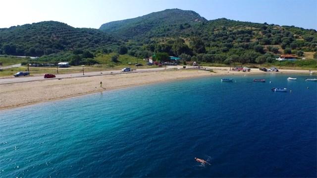 Пляж Торони отзыв