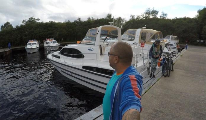 Каледонский канал на яхте