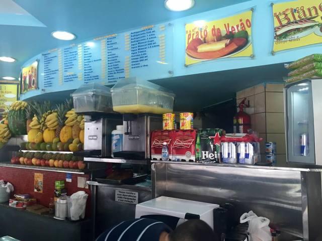 Где пообедать в Рио-де-Жанейро