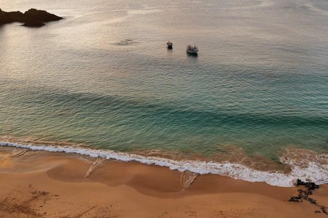 Остров Fernando de Noronha