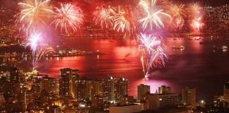 Новый год в Чили