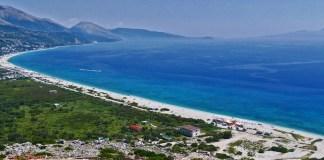 Море в Албании