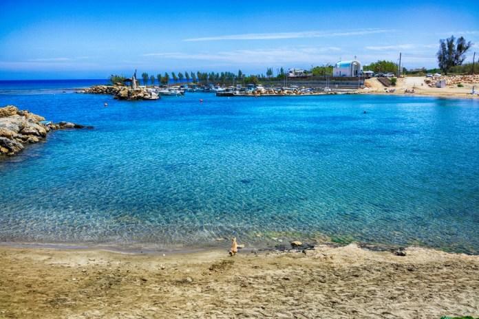Лучшие пляжи Протарас