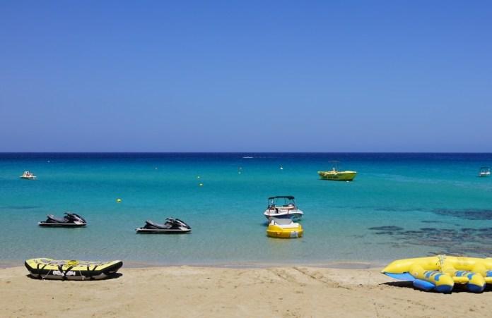 Пляжи Протарас