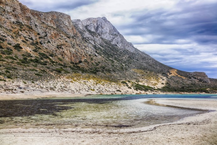 Бухта Балос Крит отзывы