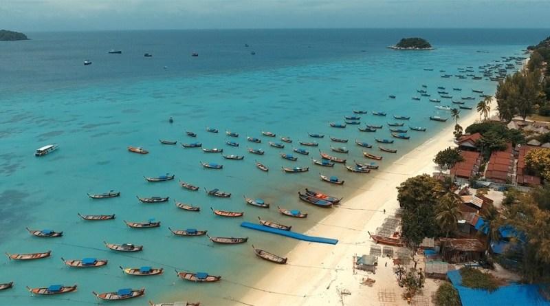 Остров Ко Липе как добраться