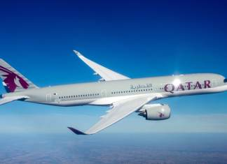 Новый A350 Qatar Airways отзыв
