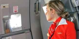 Не стесняйтесь благодарить стюардесс и пилотов