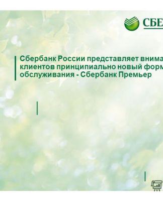 Сбербанк Премьер мой отзыв