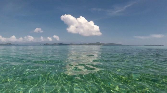 Лучшие пляжи на Филиппинах: остров Ditaytayan