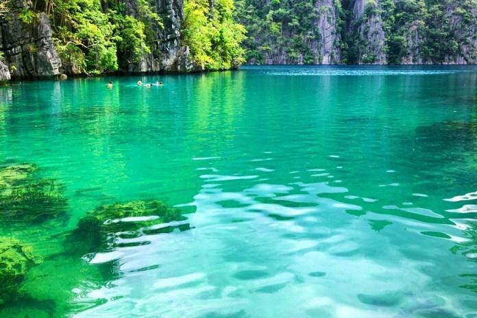 Кайянган (Kayangan Lake)