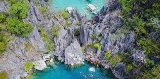 Озеро Барракуда Филиппины