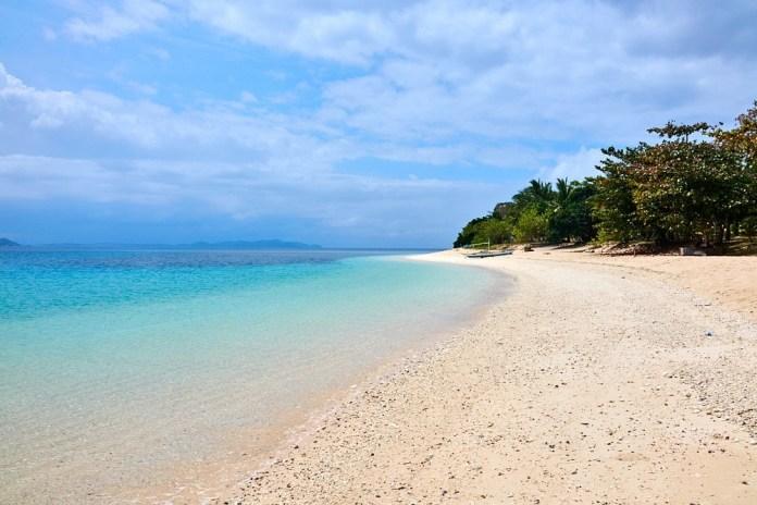 Лучшие пляжи Филиппины: Debotunay island