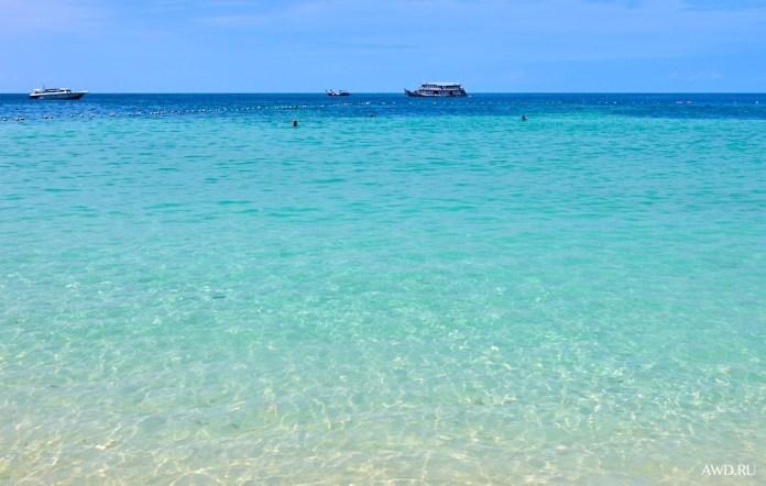 Ко Липе фото пляжей | Koh Lipe photo