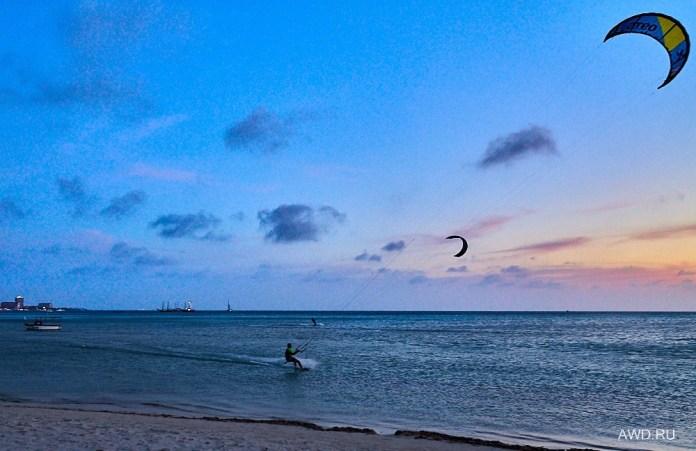 Palm beach Аруба