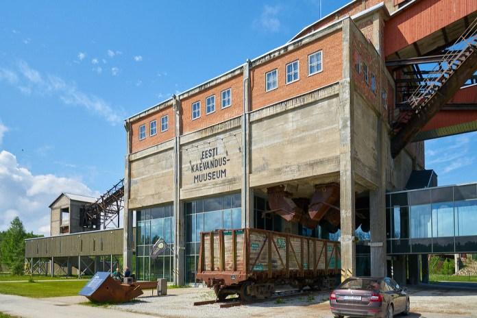 Музей шахты в Кохтла-Нымме
