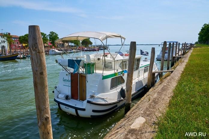 Венецианская лагуна на моторной яхте отзывы