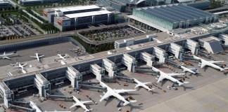 Аэропорты мира список