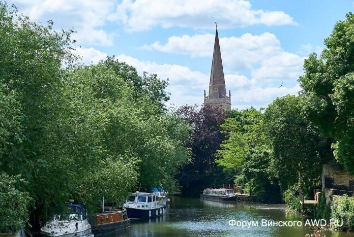 Круиз по Темзе от Лондона до Оксфорда