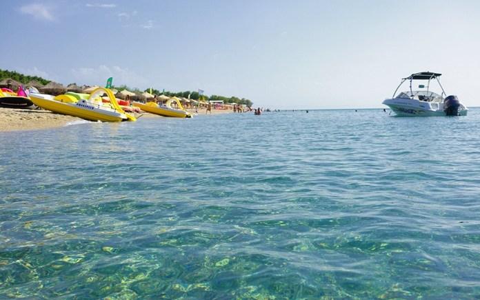 Лучшие пляжи Кассандры
