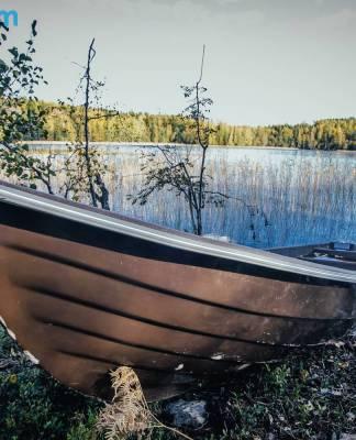 Рыбалка в Финляндии в октябре