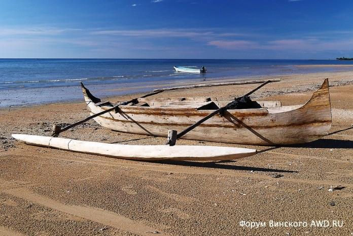 Нуси-Бе Мадагаскар пляжи