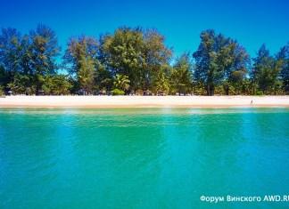 Банг Тао обзор пляжа