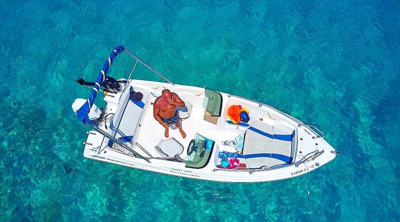 Итака аренда моторной лодки
