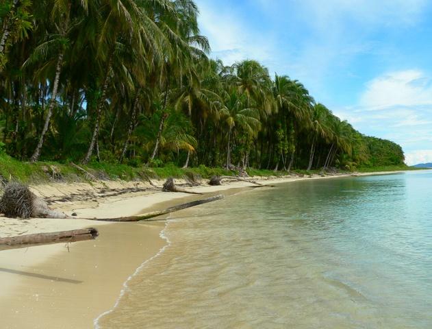 Бокас дель Торо острова Панама