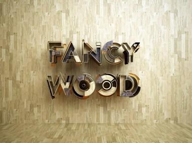 Трехмерная типографика Бенуа Шаллана-fancywood_2013-05-21