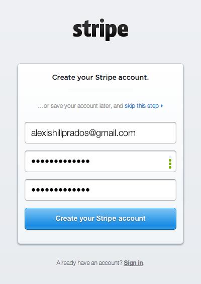 Примеры хороших форм регистрации