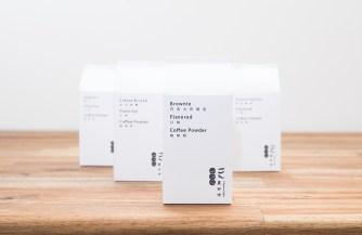 Концепт упаковки кофе 3 Farmers Coffee
