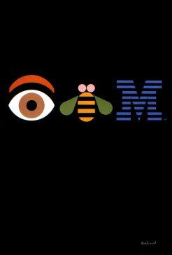 Eye-Bee-M poster (1980)