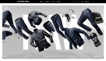 gstar-raw-website-design