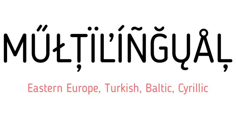 Blogger Sans Free Typeface