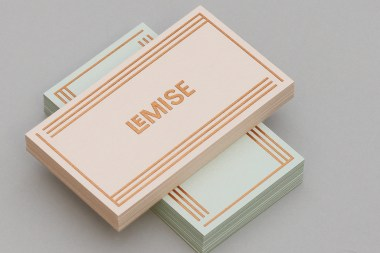 15-LeMise-Branding-Copper-Foil-Business-Cards-DIA-BPO