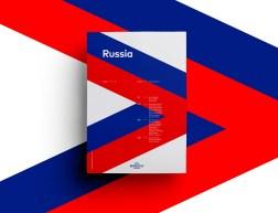 Серия плакатов к чемпионату UEFA EURO 2016