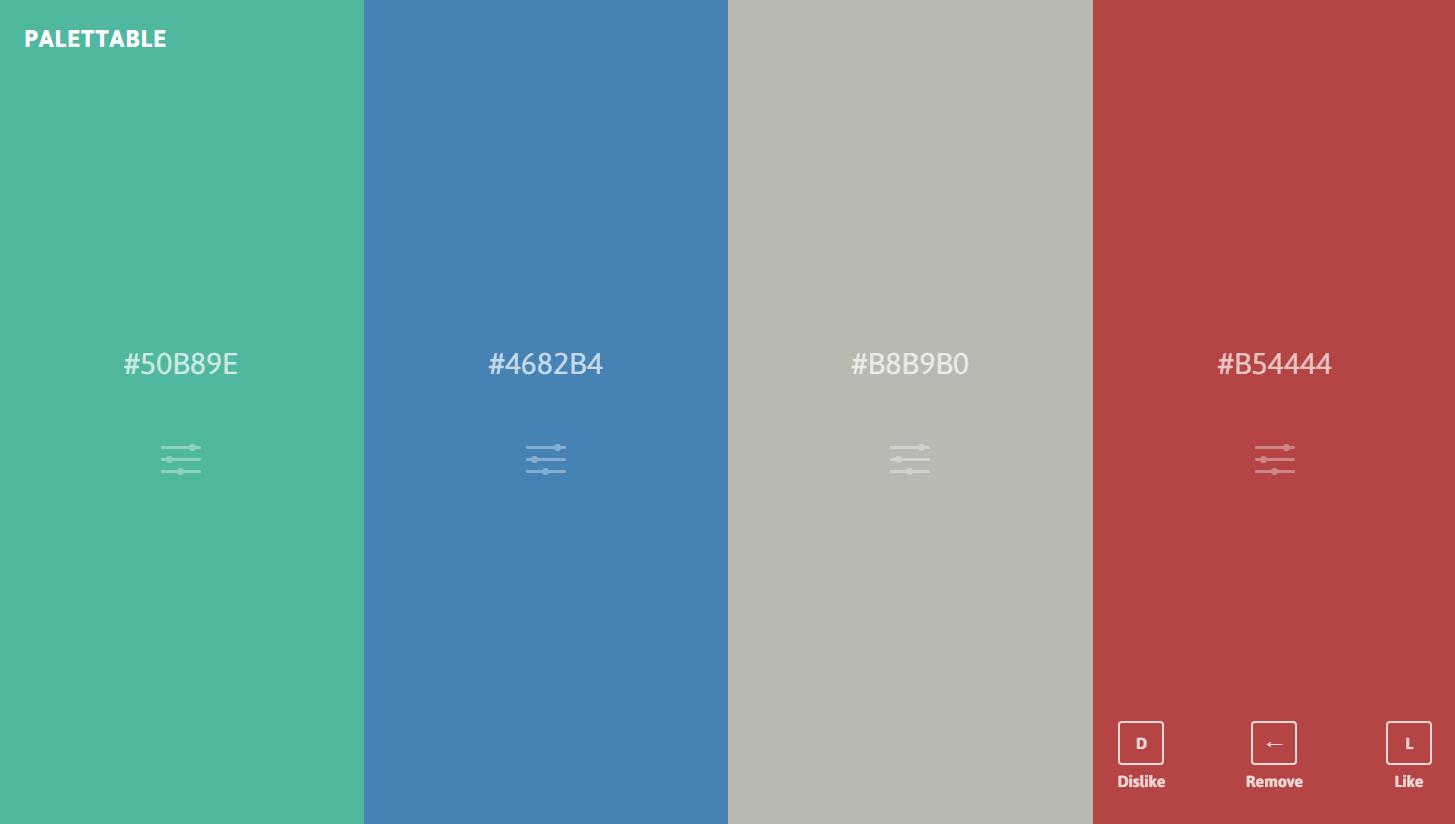 Цветовые схемы онлайн