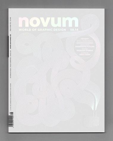 39 обложек журнала Novum