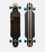 Фирстиль и продуктовый дизайн для производителя лонгбордов Dimension Two Longboards.