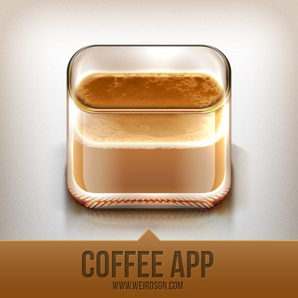iOS-иконки индонезийца Адитья Нуграха Путра (Aditya Nugraha Putra) из компании Weirdsgn.