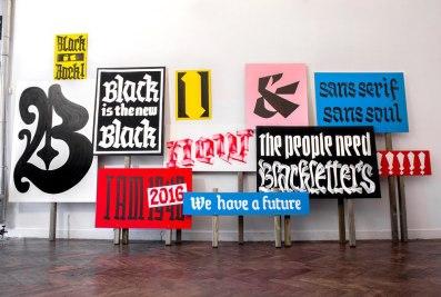 Работы голландца Винсента де Боера, который выступит сегодня на #typetersburg2017