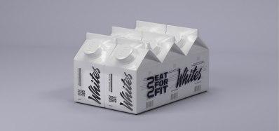 Дизайн упаковки яичных белков Eat For Fit