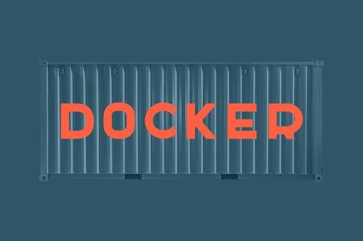 Бесплатный шрифт Docker с кириллицей