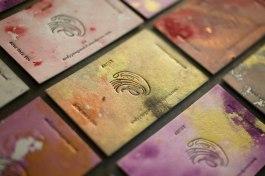 Айдентика для сингапурского художника и иллюстратора Энди Янга. Агентство Кинетик Сингапур (Kinetic Singapore).