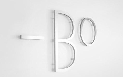 Фирменный стиль клиники криотерапии Бореалица (агентство Анаграма)