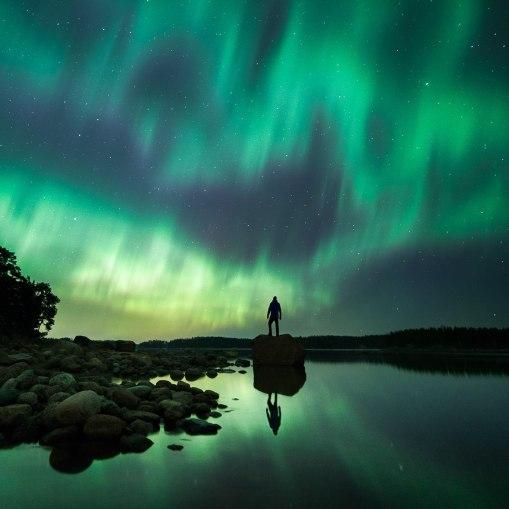 Серия снимков «Видения глубины» финского фотографа Микко Лагерстедта