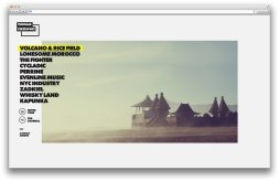 5 впечатляющих портфолио-сайтов. Ссылки в описаниях скриншотов.