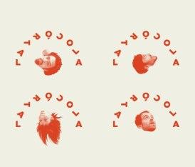 Логотип и фирменный стиль маленького циркового театра Ля Трокола