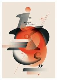 Шрифтовые плакаты Аарона Джанксо из Венгрии